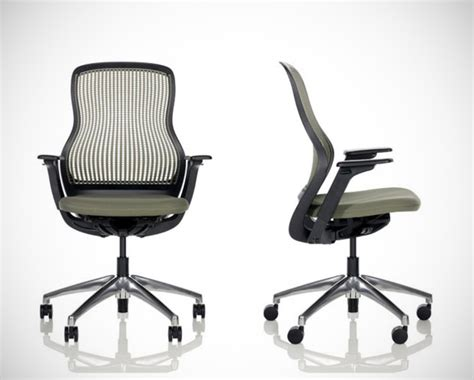 Knoll Regeneration Chair Uk innovative in its simplicity regeneration minimizes