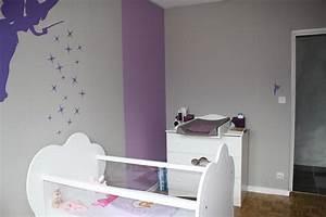best chambre bebe parme et blanc contemporary lalawgroup With chambre bébé design avec bouquet
