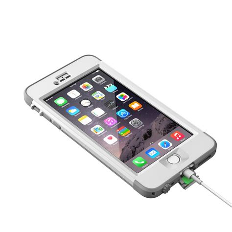 lifeproof for iphone 6 lifeproof nu 252 d iphone 6 plus avalanche white iphone cases nl