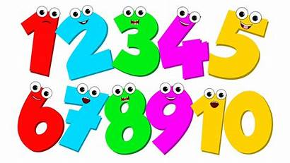 Song Counting Numbers Number Count Children