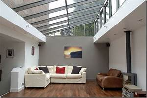 photos de toitures en verre toitcommeneufcom With maison avec toit en verre