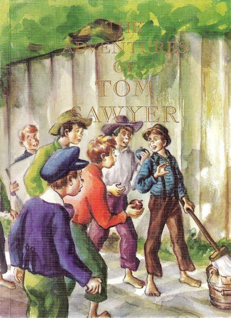 The Adventures Of Tom Sawyer De Mark Twain Pdf Norwatchli