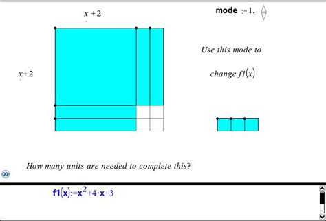 interactive algebra tiles factoring getting started with interactive notes