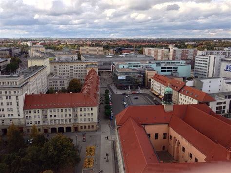 magdeburg town  germany thousand wonders