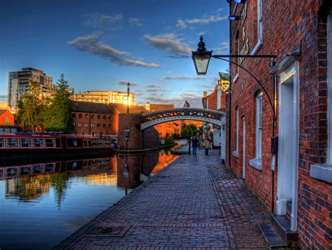 Food, Drink & Discovery on Birmingham's Canals   Grapevine ...
