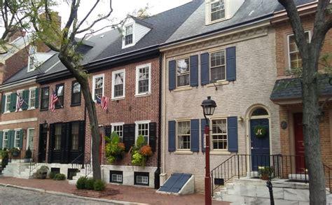 rethinking  row house pennsylvania historic