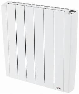 Radiateur Mobile À Inertie : radiateur inertie seche kendra 1 500 w 1 500 w h 58 x l ~ Melissatoandfro.com Idées de Décoration