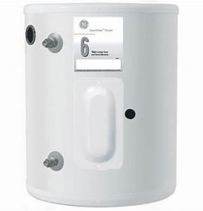 Ge Smartwater U2122 Electric Water Heater