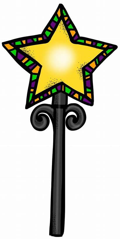 Wand Clipart Witch Witches Clip Educlips Update