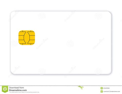 blank credit card blank credit card royalty free stock image image 22423356