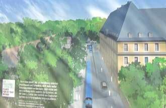 Englischer Garten Untertunnelung by Neue Initiative Trambahn Durch Den Englischen Garten M 252 Nchen