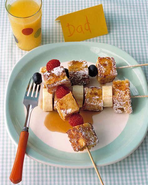 breakfast ideas for martha stewart 234 | 0206 kids gtfrenchtoast vert