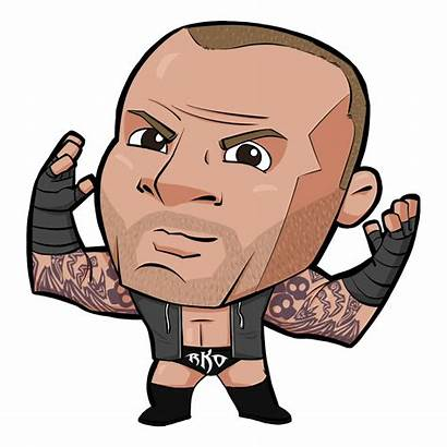 Randy Orton Wwe Clipart Supercard Update Drawings