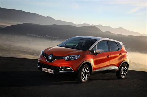 Renault Captur 28 Wide Car Wallpaper