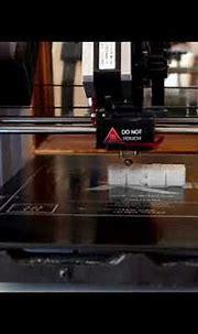 3D printing a fidget Cube - YouTube