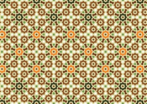 vector islamic pattern ai svg eps vector