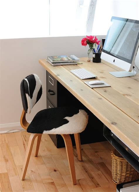 how to build a wooden desk workin it 15 diy desks you can build brit co