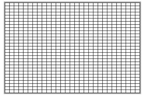 Grid Paper Printable Pdf Template Word A4 Background Image
