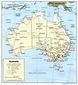 Australia Maps | Printable Maps of Australia for Download