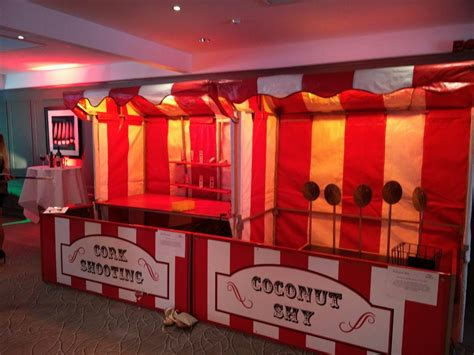 traditional side stall hire  essex