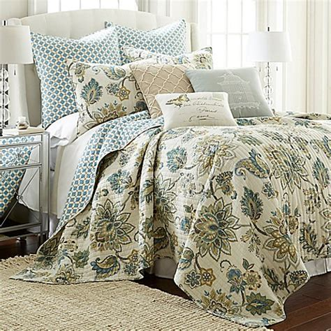 Levtex Home Victoria Reversible Quilt Set   Bed Bath & Beyond