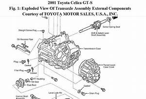 2001 Toyota Celica 6 Speed Transmission Standard Gts  Can U0026 39 T Place