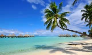 Bora Bora White Sand Beaches