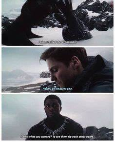 Zemo and T'... Rhodey Quotes