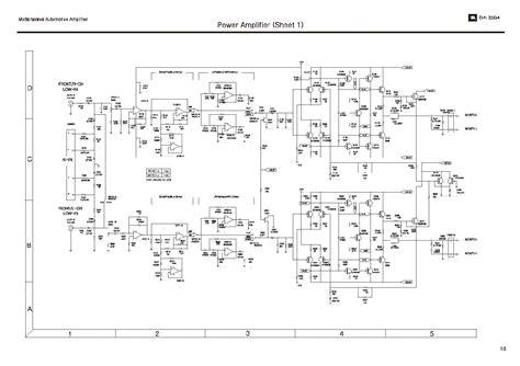 jbl da 3504 sch service manual schematics eeprom repair info for electronics experts