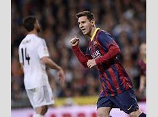 FC Barcelona Messi reaches historic 400 goal mark in