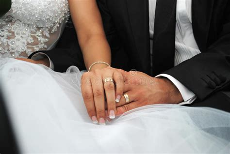 Find over 100+ of the best free wedding hands images. Wedding rings stock image. Image of church, rings, europe ...