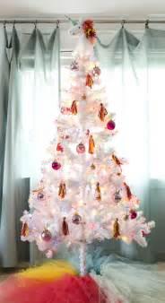 unicorn christmas tree  subtle revelry
