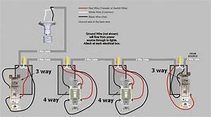 Replacing A 3way Electrical Switch  - Electrical