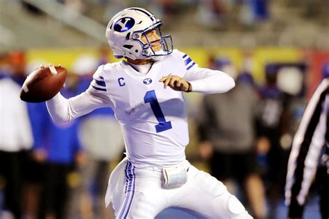 Are the San Francisco 49ers heavily scouting BYU ...