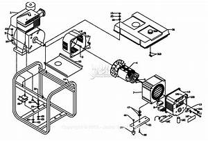 Powermate Formerly Coleman Pm0525002 Parts Diagram For