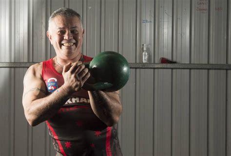 kettlebell bendigo marathon athletes smash records swung championships ikmf itself record australia into books team