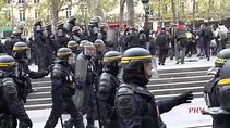 Place de la République dimanche 29 novembre 2015 - YouTube