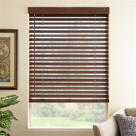 Faux Window Blinds by 1000 Ideas About Faux Wood Blinds On Wood