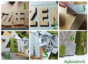 diy idee de deco zen a faire soi meme cartons galets With idee deco cuisine avec objet deco chrome