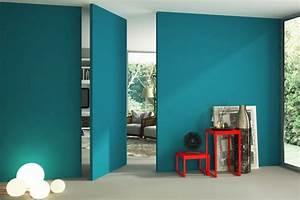 La porta filo muro minimale ed elegante
