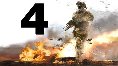 Call Of Duty Modern Warfare 2 Walkthrough Part 4 No