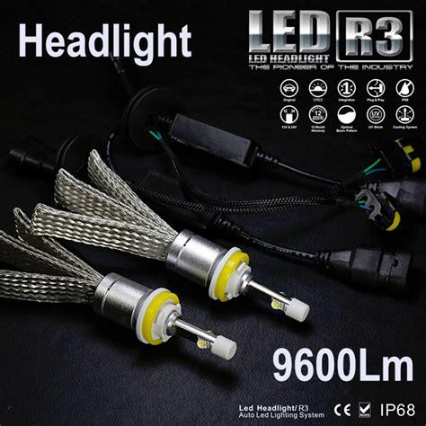 auto led len h7 dimlicht kit mtec r3 led canbus head light h11 12v 4800 lumen il