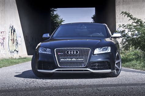 audi rs  mcchip dkr top speed