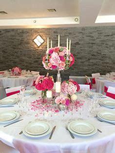 decoration chandelier pour mariage chandelier fleur pour centre de table de mariage wedding candlestick floral arrangement