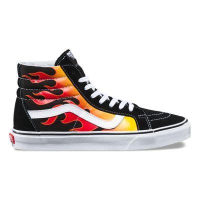 Flame Sk8-Hi Reissue | Shop Shoes At Vans