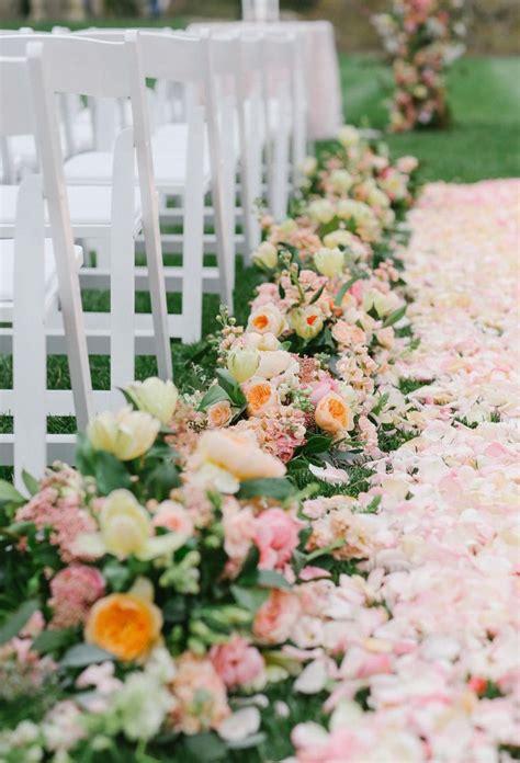 17 Best Ideas About Flower Petal Aisle On Pinterest Rose
