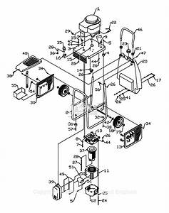 Powermate Formerly Coleman Pm0555523 Parts Diagram For
