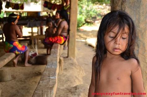 Embera Village Tour A Native Tribe Of Panama