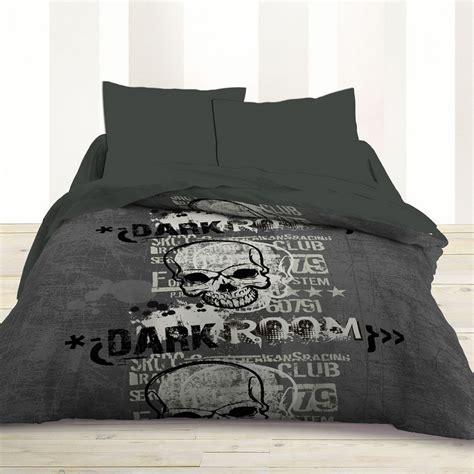 modele de chambre a coucher simple déco chambre tete de mort