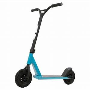 Razor Phase Two Dirt Scoot Pro Scooter, Teal, FREE ...